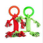 Dog Toy Interactive Pet Dog Cat Puppy Chew Toys Rope Resistant Chew Toys 8C