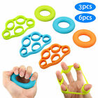 Finger Stretcher Exerciser Grip Hand Strengtheners Extensor Trainer for Forearm