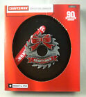 CRAFTSMAN TOOLS * SAW BLADE WREATH * PEWTER CHRISTMAS ORNAMENT 2017 90TH * NEW