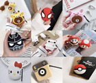 New AirPods Cute 3D Cartoon Silicone Case Cover Protective for Apple Airpod 2 1 $7.99  on eBay