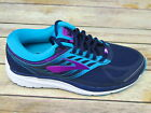 Women's Brooks Addiction 13 Blue/Teal/Purple Mesh Stability Running *120253456