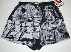 New Mens DEATH STAR WARS Vader Storm Troopers Boxer Shorts Underwear Pajamas $5.99 USD on eBay