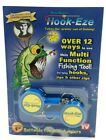2 Pack Hook-Eze Multi-Function Fishing Line Cutting Knot Tying Blue Yellow Pink