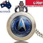 Star Trek Fob Watch or Pokemon Fob Watch AU Stock on eBay