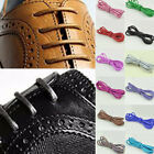 Round Glitter Shiny Metallic Shoelaces For Sneaker Bootlaces Sports Canvas Shoes