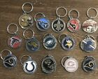 NFL Licensed 3D Metal Keychain National Football League $5.0 USD on eBay