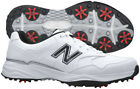New Balance NBG1701 White/Black Golf Shoes Mens Waterproof New