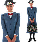 Mary Poppins Costume Ufficiale Donna Costume