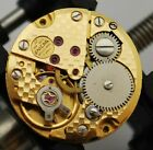 ENICAR AR 801 swiss Watch Movement original Spares Parts - Choose From List  image