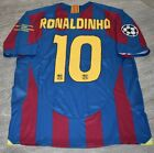 BARCELONA RONALDINHO 2006 CHAMPIONS LEAGUE FINAL RETRO JERSEY