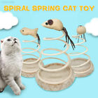7484 Small Fish Elastic Spring Mouse Funny Cat Toy Playing Interactive Sturdy