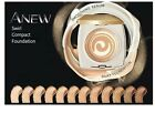 Avon Anew Swirl Age Transforming 2 In 1 Compact Foundation, New, 9g, shades NEW