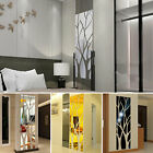 Modern Tree Mirror Removable Decal Art Mural Wall Sticker Home Room Diy Decor Us