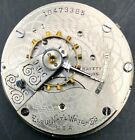 ELGIN size 18s Open Face watch movement all parts  - Choose From List image
