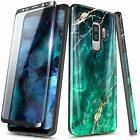 For Samsung Galaxy S9 S10 Plus S10e 5G Case Ultra Slim Shockproof Marble Cover