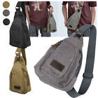 Men's Polyester Crossbody Shoulder Bags Chest Cycle Pack Daily Travel Backpack