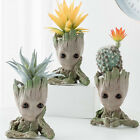 Home Decor Accessories Baby Groot Pen Ornamens Decoration Desktop Model