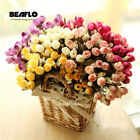 Artificial Rose Flower Silk European Decoration Party Home Wedding Simulation