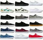 Vans Authentic /Era /Comfycush & more Low Top Classic Skate Sneakers Shoes