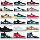 Vans OLD SKOOL /SK8 HI Unisex Skate Sneakers Casual Canvas Fashion Shoes.