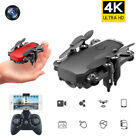 Drone x pro 2.4G WIFI FPV Mini RC Drone 4K HD Aerial Camera Foldable Quadcopter