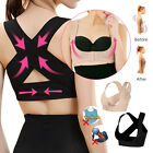 For Women Back Posture Corrector Support Brace Belt Shoulder Straight Therapy