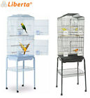 *QUALITY* LIBERTA LOTUS LARGE BUDGIE COCKATIEL BIRD CAGE WITH C1 STAND ON WHEELS