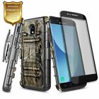 For SAMSUNG GALAXY J7 Crown/Refine/Star Holster Case Belt Clip Phone Cover
