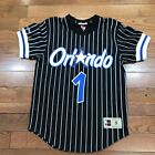 Mitchell and Ness Orlando Magic Penny Hardaway mesh Crewneck jersey on eBay