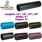 "High-Density Foam Roller With Molded Polypropylene 12""/18""/24""/36"" For Fitness image"