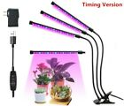 2018 Upgraded ! Timing function 27W LED plants Grow light LED Grow Lamp LED