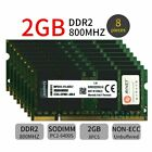 20GB 16GB 8GB 4GB (2x 2GB Kit) DDR2 KVR800D2S6K2/ 4G SODIMM RAM Für Kingston DE