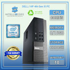 Dell /HP i5 4th Gen Quad Desktop SFF 16GB RAM SSD /...