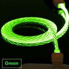 3.3ft LED Light-up Flashing USB Data Sync Type-C Charger Cable Charging Cord AAA