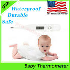 Digital LCD Thermometer Medical Baby Adult Body Kids Safe Ear Mouth Fahrenheit