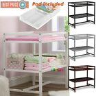 Delta Baby Changing Table with pad Cushion Infant Newborn Nursery Diaper Station