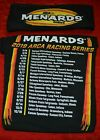 Menards 2019 Arca Racing Series Black T-Shirt Multiples Discount -Size: S - 3XL  image