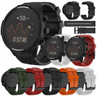 USA 24mm Sports Quick Silicone Wrist Watches Band For Suunto Core Watch/Traverse image