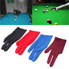Snooker Billiard Cue Glove Pool Hand Open Three Finger £3.69 GBP on eBay