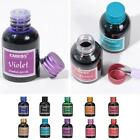 Kyпить 11 Rich Bright Colours Fountain Pen Ink In Glass Bottle на еВаy.соm