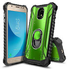 For Samsung Galaxy J7 2018 /Refine/Star/Top/Crown Case, Ring Kickstand Cover