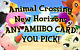 ANIMAL CROSSING NEW HORIZIONS ACNH AMIIBO CARD NFC - PICK & CHOOSE VILLAGERS