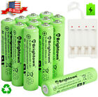 Kyпить 3-21 Pcs AAA Rechargeable Batteries Ni-Mh 600mAh Battery With AAA/AA Charger на еВаy.соm