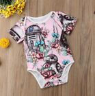 Star Wars baby girl outfit romper jumpsuit R2-D2 Stormtrooper Darth Vader pink $19.5 USD on eBay