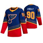 Mens St. Louis Blues 90 Ryan O'Reilly Jersey $42.99 USD on eBay