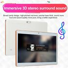 "10.1"" 4G-LTE/WiFi Tablet HD 8+128G Android 9.0 Dual Camera 10 Core Phablet pw"