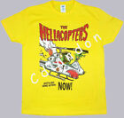 HELLACOPTERS YELLOW T-SHIRT GOTTA GET SOME ACTION