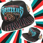 Vancouver Grizzlies snap back hat by Mitchell & Ness on eBay