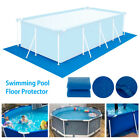 200-500CM Ground Pool Ground Cloth Inflatable Swimming Pool  Cover Accessory