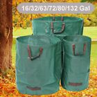 Reusable Waterproof Portable Duty Garden Waste Bag Refuse Sack Leaves